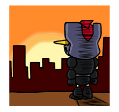 Mazinger Z sticker #30320