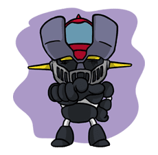 Mazinger Z sticker #30321