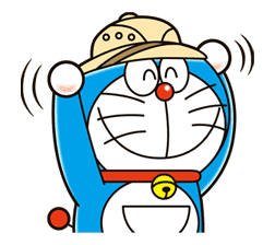 Doraemon the Adventure sticker #37828