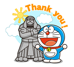 Doraemon the Adventure sticker #37830
