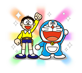 Doraemon the Adventure sticker #37832