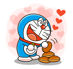 Doraemon the Adventure sticker #37833