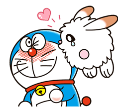 Doraemon the Adventure sticker #37834