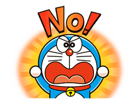 Doraemon the Adventure sticker #37837