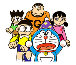Doraemon the Adventure sticker #37849