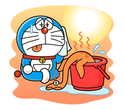 Doraemon the Adventure sticker #37860