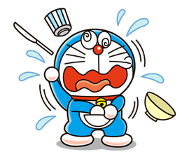 Doraemon the Adventure sticker #37863
