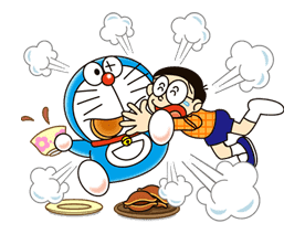 Doraemon the Adventure sticker #37864