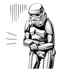 Star Wars Imperial Sticker Collection sticker #42076
