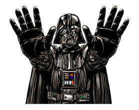 Star Wars Imperial Sticker Collection sticker #42077