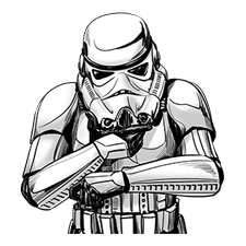 Star Wars Imperial Sticker Collection sticker #42083