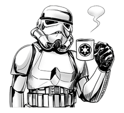 Star Wars Imperial Sticker Collection sticker #42084