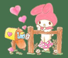 My Melody: Sweet Story sticker #50698