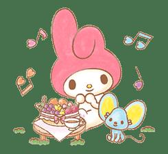 My Melody: Sweet Story sticker #50700
