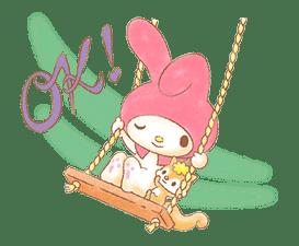 My Melody: Sweet Story sticker #50701
