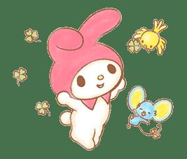 My Melody: Sweet Story sticker #50702