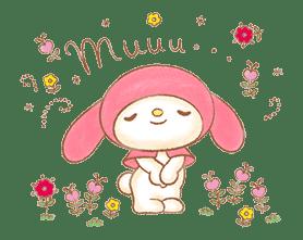 My Melody: Sweet Story sticker #50704