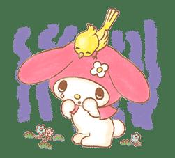 My Melody: Sweet Story sticker #50710