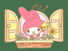 My Melody: Sweet Story sticker #50711