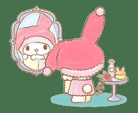 My Melody: Sweet Story sticker #50717