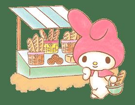 My Melody: Sweet Story sticker #50719