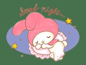 My Melody: Sweet Story sticker #50721