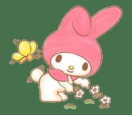 My Melody: Sweet Story sticker #50722
