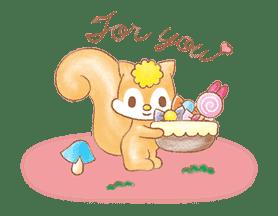 My Melody: Sweet Story sticker #50726
