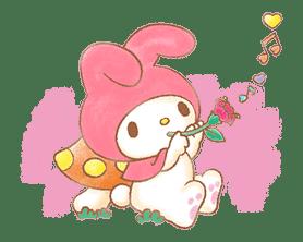 My Melody: Sweet Story sticker #50727