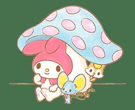 My Melody: Sweet Story sticker #50729