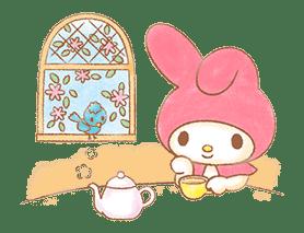 My Melody: Sweet Story sticker #50730
