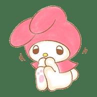My Melody: Sweet Story sticker #50732