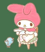 My Melody: Sweet Story sticker #50734
