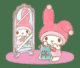My Melody: Sweet Story sticker #50736