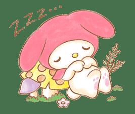 My Melody: Sweet Story sticker #50737