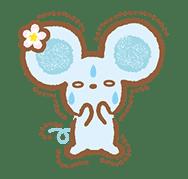 Piggy girl's Pinkish Days sticker #69922