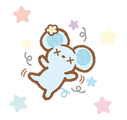 Piggy girl's Pinkish Days sticker #69925