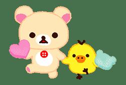 Rilakkuma Sweets sticker #79786