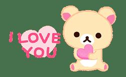 Rilakkuma Sweets sticker #79797