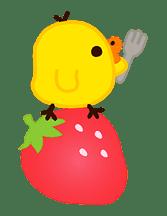 Rilakkuma Sweets sticker #79799