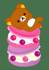 Rilakkuma Sweets sticker #79818