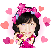 สติ๊กเกอร์ไลน์ AKB48