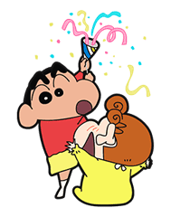 Crayon Shin-chan Part4 sticker #640538