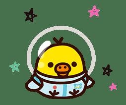 Rilakkuma's Lazy Life sticker #693998