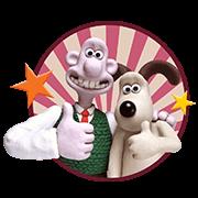 สติ๊กเกอร์ไลน์ Wallace & Gromit