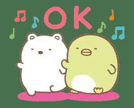 Moving Sumikko Gurashi sticker #2250396