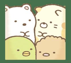 Moving Sumikko Gurashi sticker #2250409