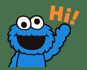 Sesame Street Animated Stickers sticker #2719083