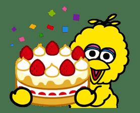 Sesame Street Animated Stickers sticker #2719085