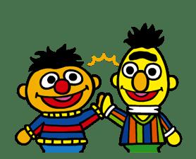 Sesame Street Animated Stickers sticker #2719088